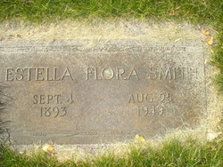 Estella Flora <I>Warren</I> Smith