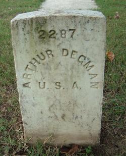 Arthur Degman