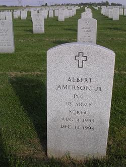 Albert Amerson, Jr