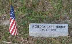 Rebecca Jane <I>Sweat</I> Moore