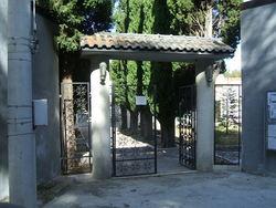 Cimitero di Gissi