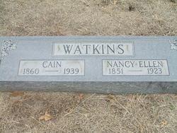 Nancy Ellen <I>Nelson</I> Watkins