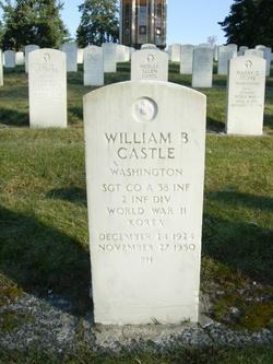 William B Castle