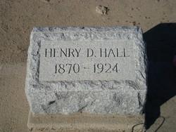 Henry David Hall