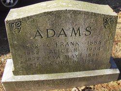 C. Frank Adams