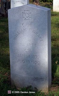 Capt William Francis Drake