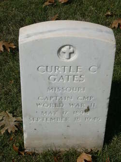 Curtle Cleo Gates