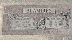 """Morris Burton """"Bob"""" Blamires"""