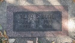 Alan Edward Bone