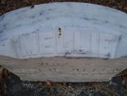 """Elizabeth Melvina """"Mellie"""" <I>Gray</I> Allen"""