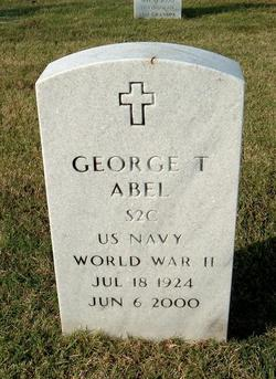 "SN George Thomas ""Little Tommy"" Abel"