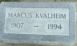 Marcus Kvalheim