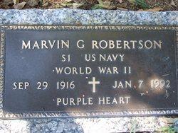 Marvin Ganson Robertson
