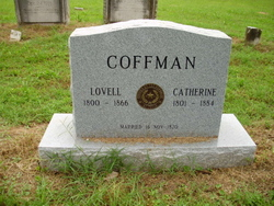 "Catherine ""Katy"" <I>Howard</I> Coffman"