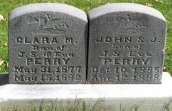 John S J Perry