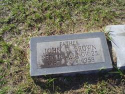 John Daniel Brown