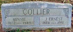 Minnie M. <I>VanDoren</I> Collier