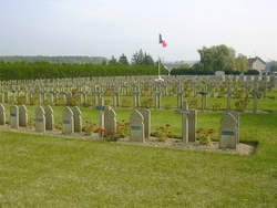 Verberie French National Cemetery