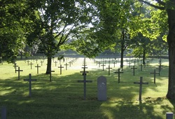 Montdidier German Military Cemetery