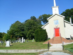 Mount Lena United Brethren Church Graveyard