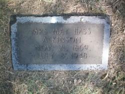 Mattie May <I>Rogers</I> Atkinson