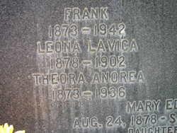 Leona Lavica Greenwood