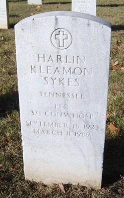 Harlin Kleamon Sykes