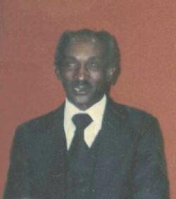 William Aldridge, Jr