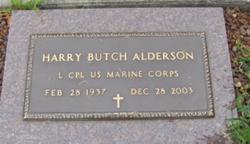 Harry Butch Alderson