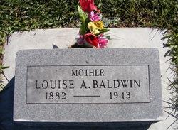 Louise Anna <I>Deck</I> Baldwin