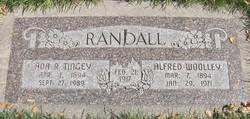 Ada Rosetta <I>Tingey</I> Randall