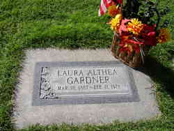 Laura Althea Gardner