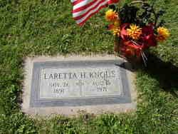 Laretta H. Knous