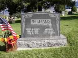 Sarah E. <I>Brown</I> Williams