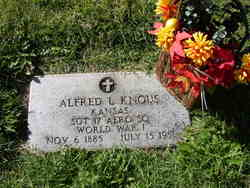 Sgt Alfred L. Knous