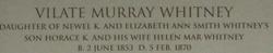 Vilate Murray Whitney