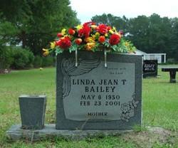 Linda Jean T. Bailey