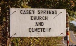 Casey Springs Cemetery