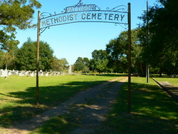 Pattison Methodist Cemetery