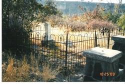 Ira Burton Perrine Cemetery