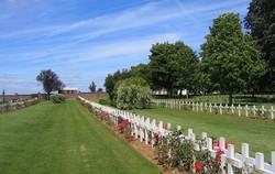 Montdidier L'Egalité French Military Cemetery