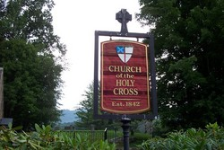 Church of the Holy Cross Cemetery