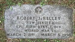 Robert J Kelley