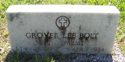 Grover Lee Bolt