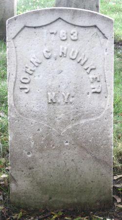 John C Hunker