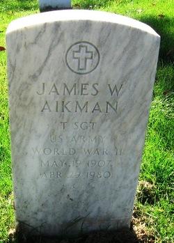 James William Aikman