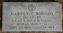 Harvey Chaplain Bounds
