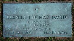 Russell Thomas David