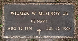 Wilmer Worthington McElroy, Jr