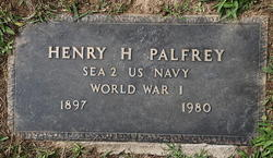 Harrison Henry Palfrey